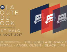 Interpol, Jesus & Mary Chain : une Route très Rock en 2017