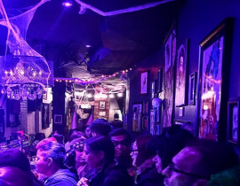 "Beetle House, le bar ""Tim Burton"" de New York"