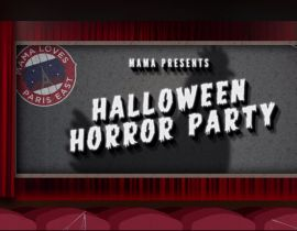 Une Halloween Horror Party au Mama Shelter