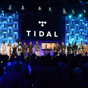 Le lancement de Tidal, la plateforme de streaming musical par Jay Z