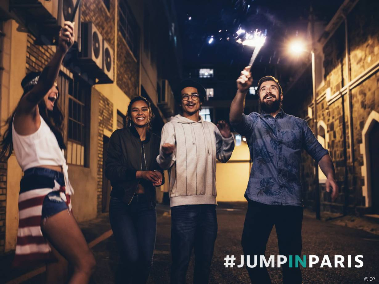 Le concept de soirée Jumpin - Photo 2