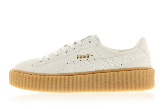 Fenty By Rihanna x Suede Creepers