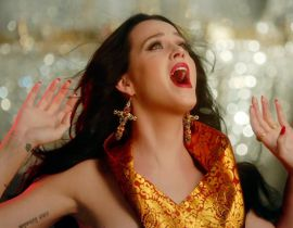 "Katy Perry, sublime dans son nouveau clip ""Unconditionally"""