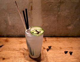 Cocktail : le We Love Green de Maria Loca