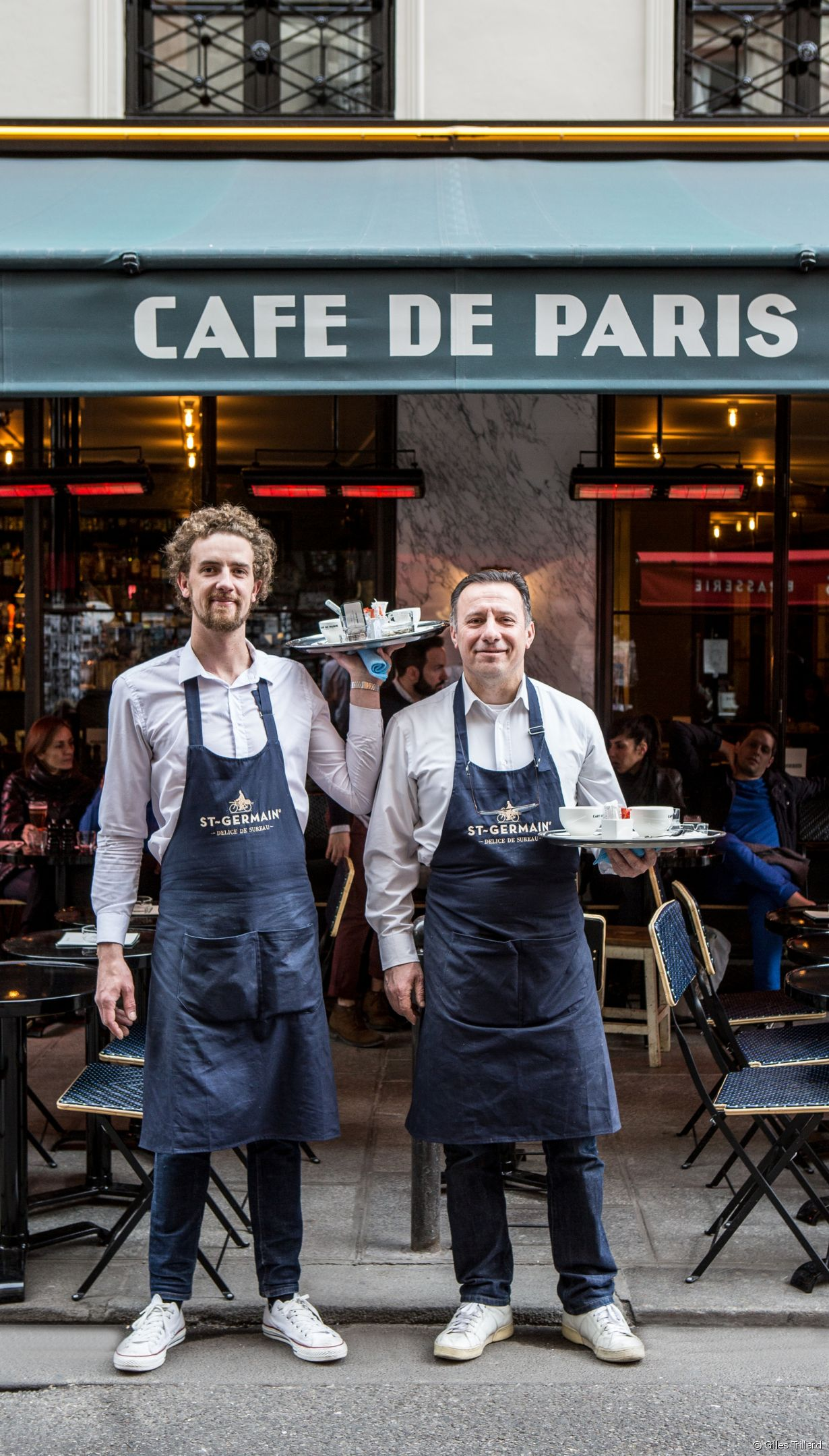 Le Café de Paris, 10 rue de Buci, 75006 Paris - Photo 17
