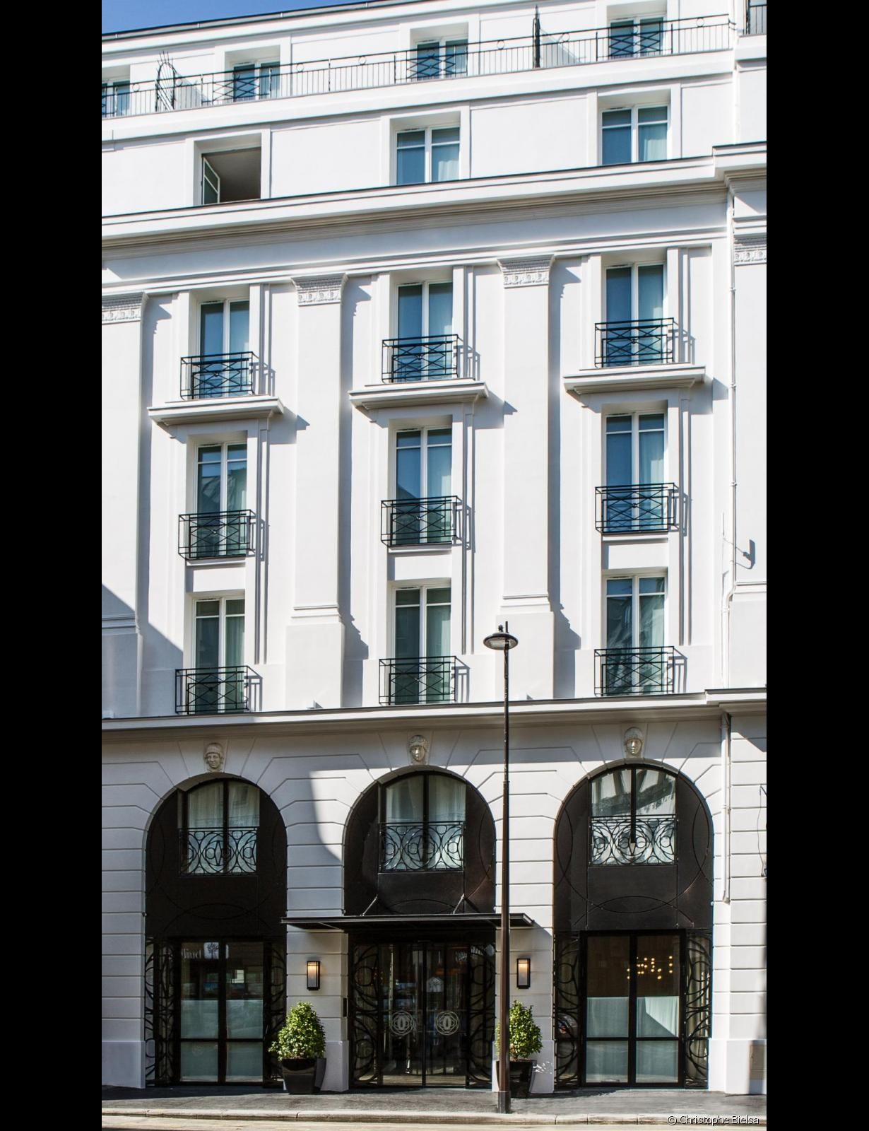 Le Tsuba Hôtel, 45 rue des Acacias, 75017 Paris - Photo 2