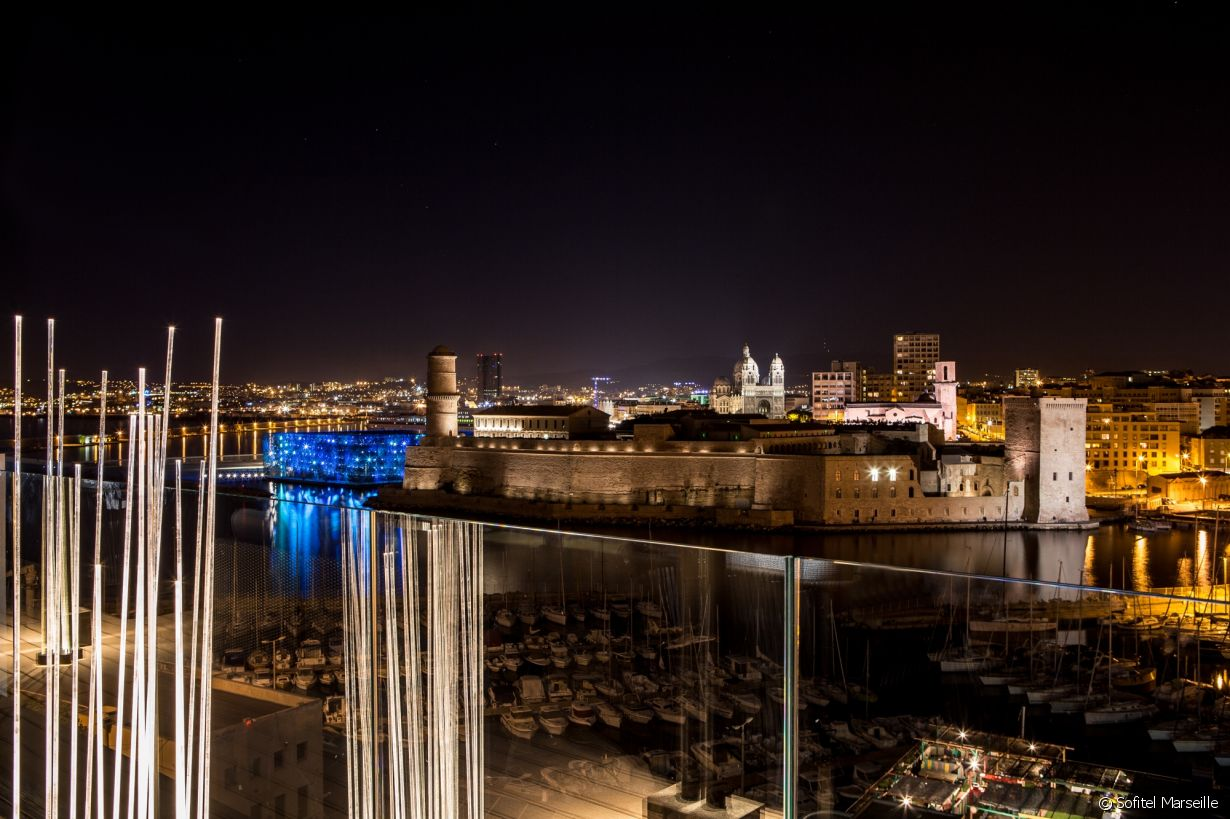 Le Dantès du Sofitel Marseille - Photo 7