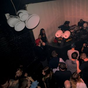 Le Baby Club (Octave One @ Baby Club)