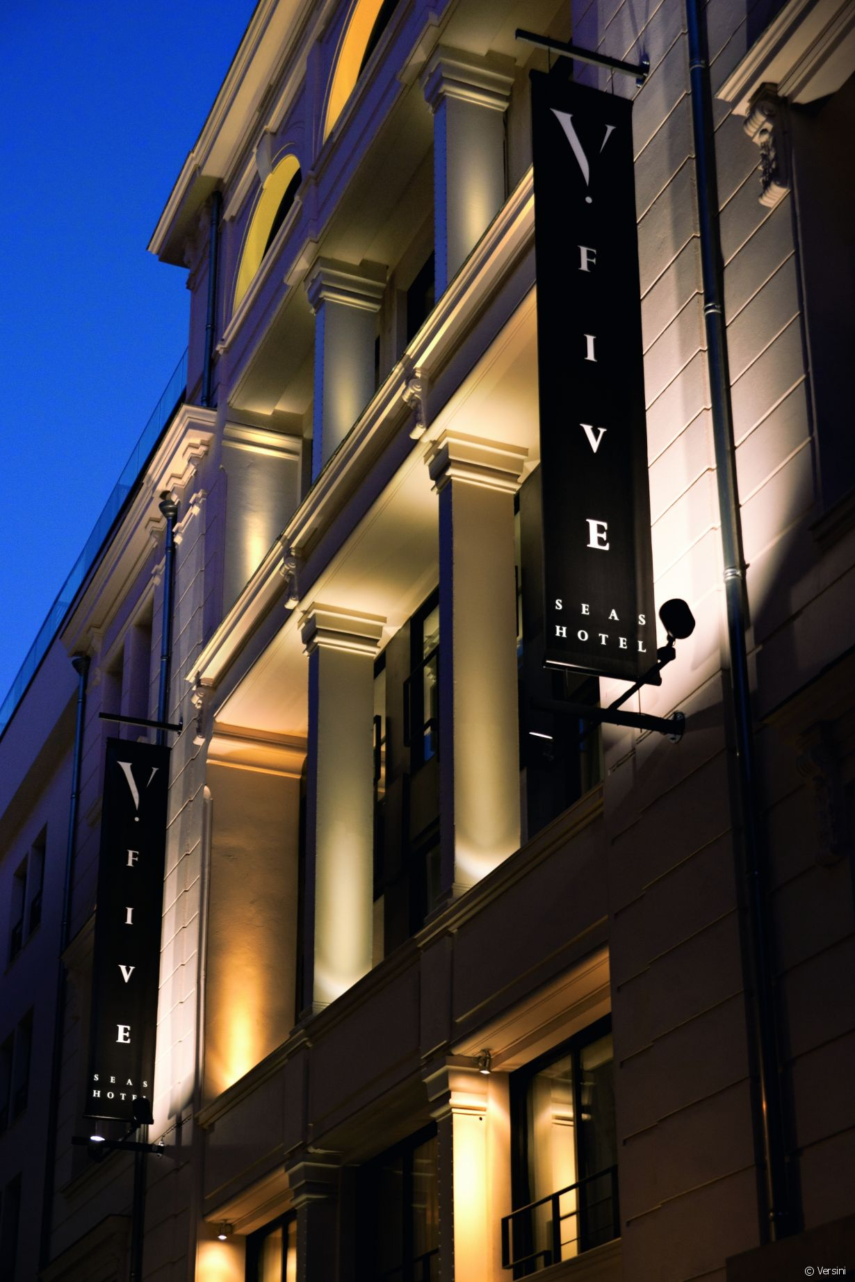Le Versini au Five Seas Hotel Cannes, 1 rue Notre Dame, 06400 Cannes - Photo 3