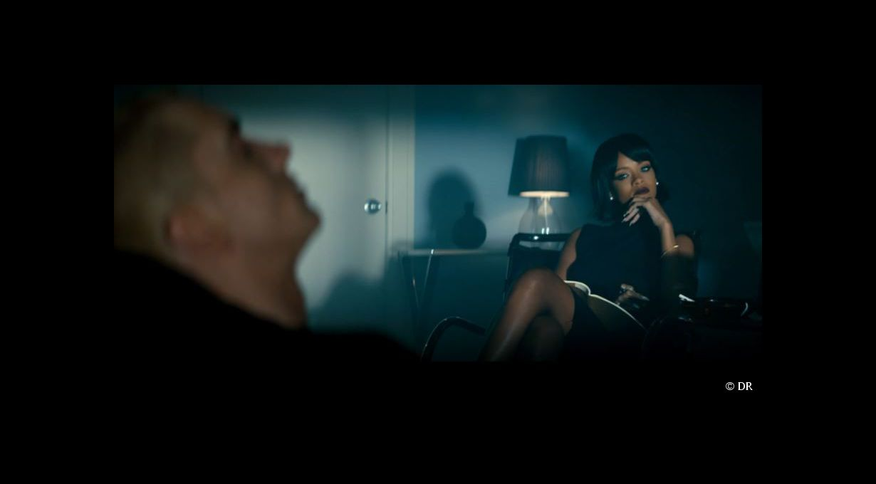 "Rihanna feat. Eminem dans ""Monster"""