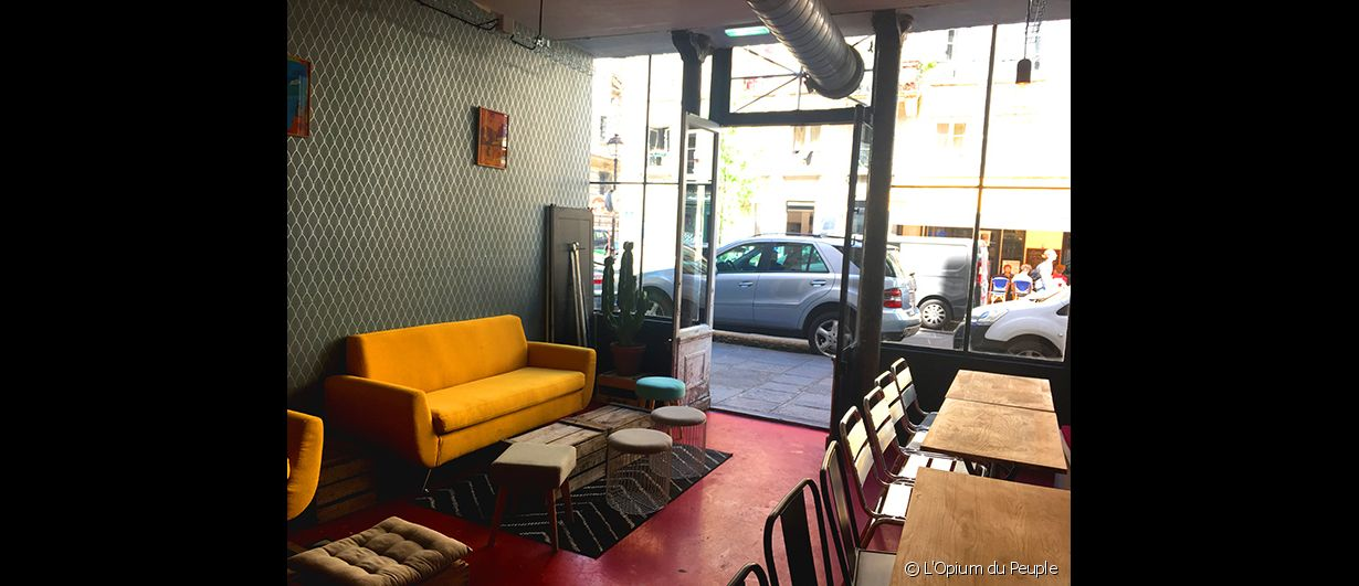 L'Opium du Peuple, 10 rue Montgolfier, 75003 Paris - Photo 12