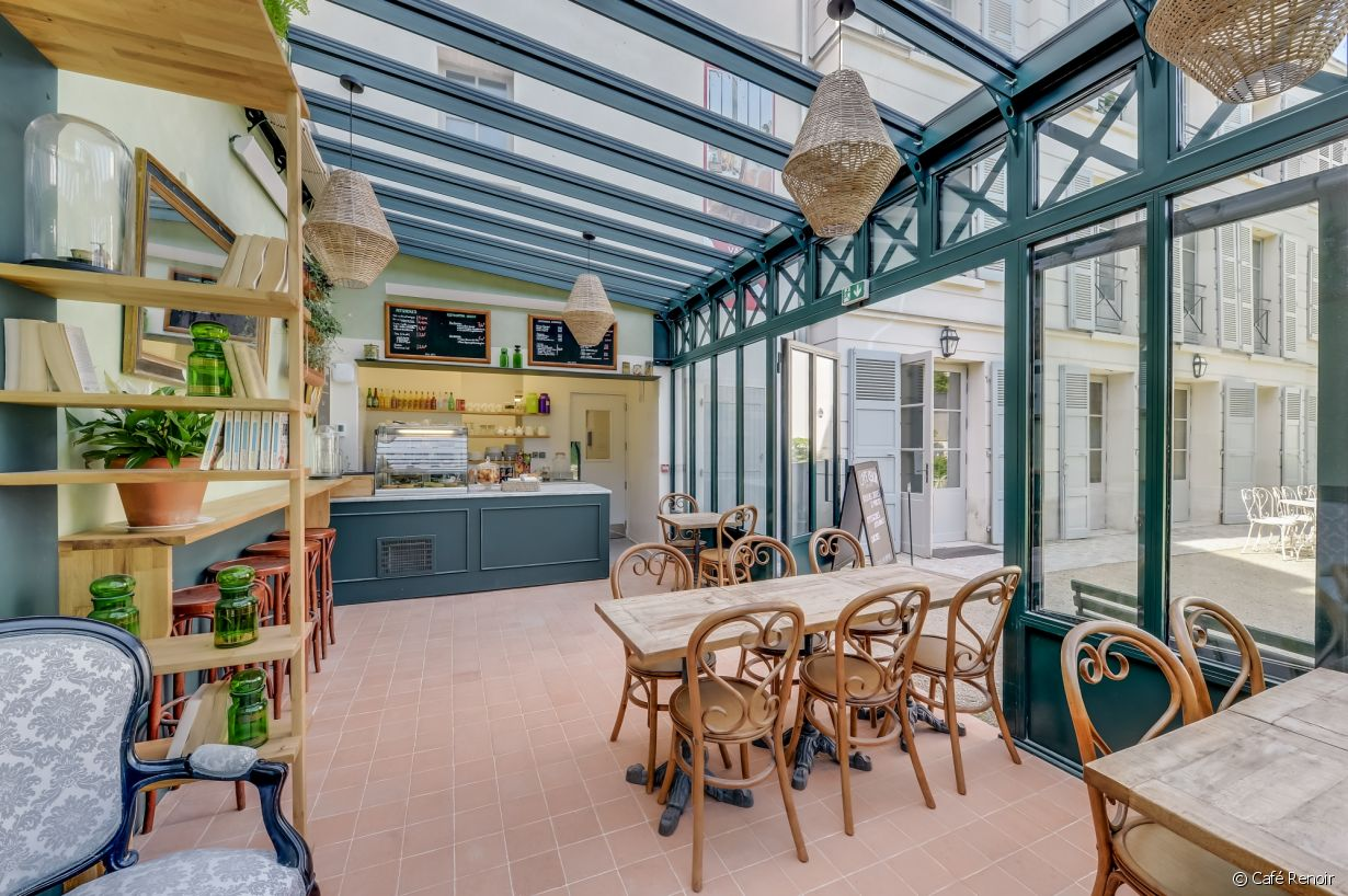 Le Café Renoir, 12 rue Cortot, 75018 Paris - Photo 12