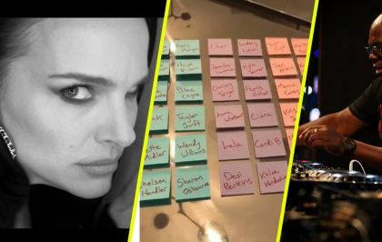 La liste d'ennemis de Kim Kardashian, N. Portman rappe... Les infos unexpected