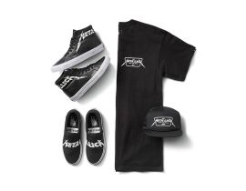 À shopper : les pièces de la collection Vans x Metallica