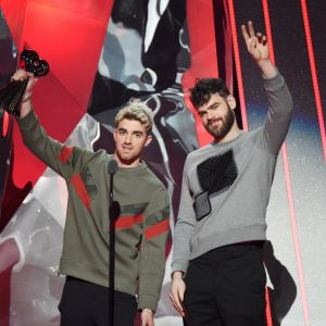 Le duo The Chainsmokers