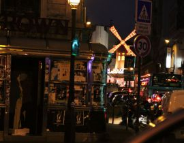 South of Pigalle, le quartier de la nuit
