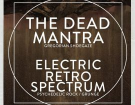 The Dead Mantra au Buzz le 24 Février