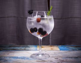 Le Pink Gin Tonic, un Gin To' épicé