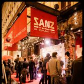 Le Sanz by Bizz'Art