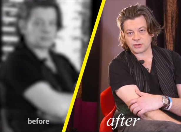 Le Before/After de Benjamin Biolay