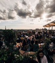 Night Beach : le plus beau rooftop de Bordeaux ?