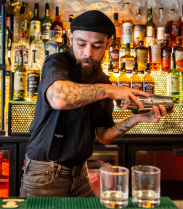 Le Barbershop, restaurant bar à Paris
