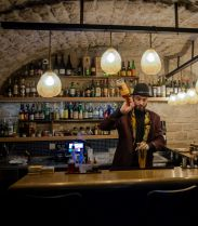 Le Lockwood : Coffee shop et bar underground