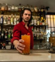 Recette de cocktail : le El Cinco de Mayo du Bar Botaniste