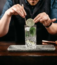 Recette Agrum Love - cokctail sur le Through the night des Juveniles