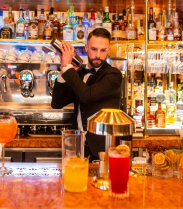 Interview de bartender : Kevin du Gentlemen 1919
