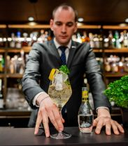 Interview : Philip Myburgh, bartender du Bar Park Hyatt Paris-Vendôme