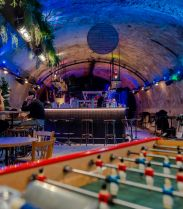 Le Kube, l'ice bar de Paris