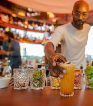 L'Embuscade, le cocktail signature du bar du même nom