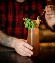 La recette du surprenant Salty Dog