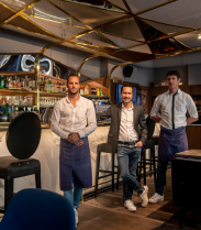 Gentlemen 1919, le barber shop qui cache un speakeasy