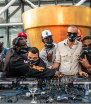 Chronique : L'Open Air et Pool Party de Draft et Horizon en photos