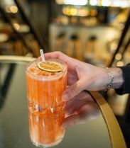 La recette du mocktail A Star Is Born du bar Le Ralph's