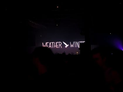 Weather Festival - Villa Schweppes