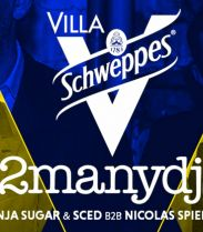 Cocktail Short Drinks - Villa Schweppes