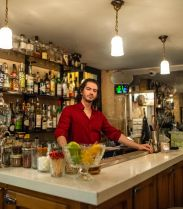 Interview de bartender : Aron Farkas du Glass